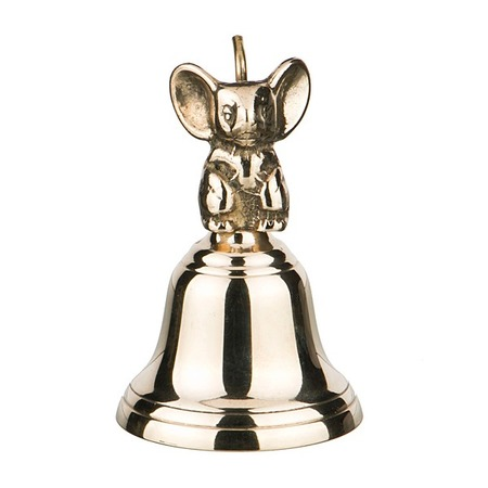Купить Колокольчик Stilars «Мышь» 333-364