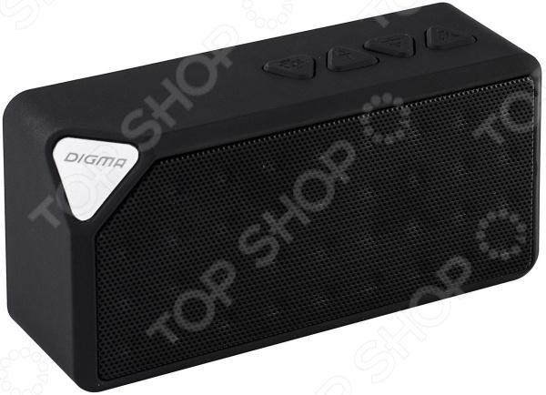 Система акустическая портативная Digma S-20 акустическая колонка 5 1 3d soundbar