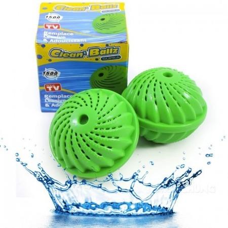 Купить Набор шаров для стирки Clean Ball