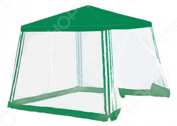 Тент садовый с москитной сеткой PALISAD Camping 69520