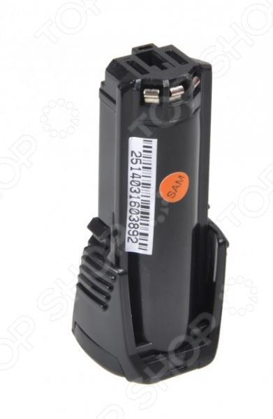 Батарея аккумуляторная Pitatel TSB-191-BOS3.6-20L (BOSCH p/n 2607336242), Li-Ion 3,6V 2,0Ah