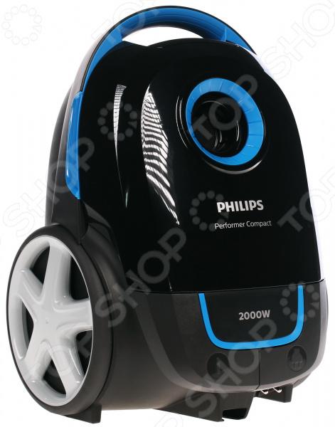 Пылесос Philips FC8383/01 пылесос philips fc8383 01 2000 375вт пылесб 3л hepa