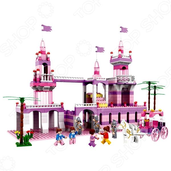 Конструктор игровой 1 Toy 57008 «Маленькая принцесса» конструктор cyber toy cybertechnic 2 в 1 303 детали 7781