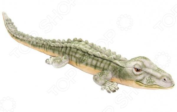 Zakazat.ru: Мягкая игрушка Hansa «Крокодил гребнистый»