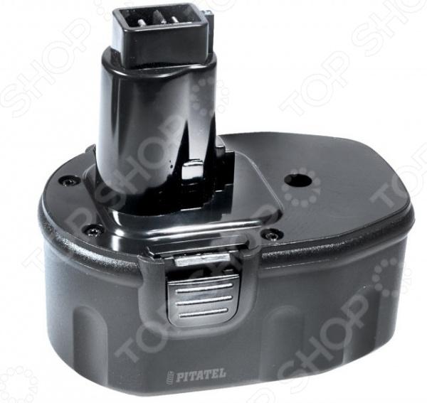 Батарея аккумуляторная Pitatel TSB-022-DE14/BD14A-13C аккумулятор для dewalt 14 4v 2 1ah ni mh dc dcd dw series dc9091 de9038 de9091 de9092