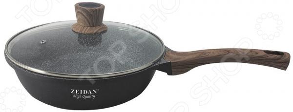 Сковорода с крышкой Zeidan Z 90162 сковорода zeidan z 90162
