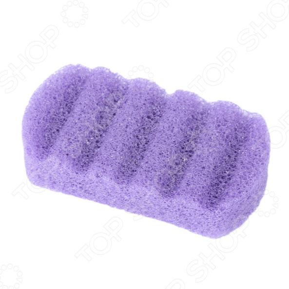 Губка для душа Bradex Konjac Sponge with lavender «Сокровище Азии» губка для душа bradex konjac sponge with lavender сокровище азии