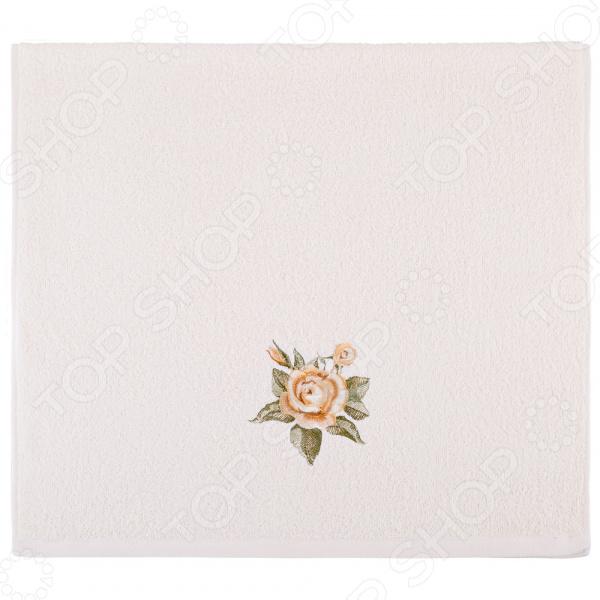 Полотенце махровое Santalino «Корейская роза» 850-330-58 полотенце для кухни арти м корейская роза