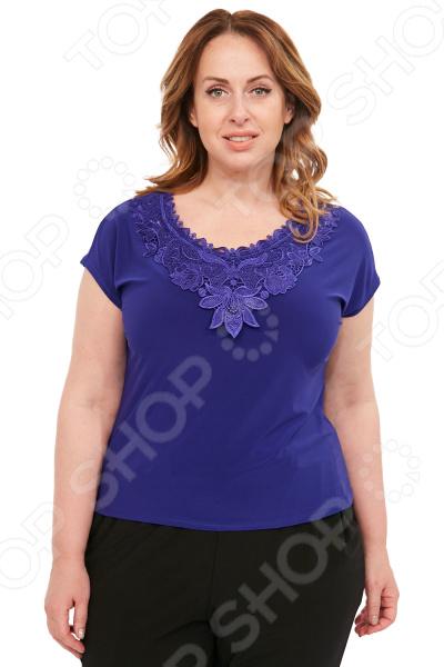 Блуза Лауме-Лайн «Солнечная радость». Цвет: васильковый блуза лауме лайн перелетная птица цвет бордовый