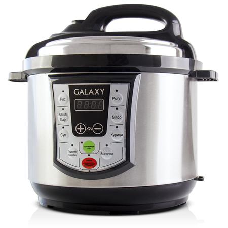 Купить Мультиварка-скороварка Galaxy «Русский шеф повар 2»