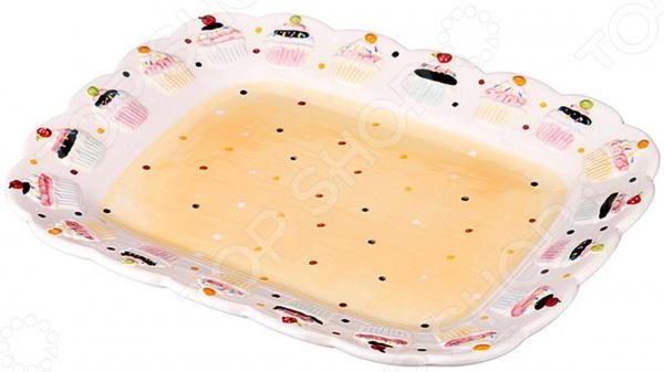 Блюдо Agness 585-055 блюдо agness 546 055