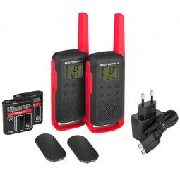 Комплект из двух раций Motorola Talkabout T62