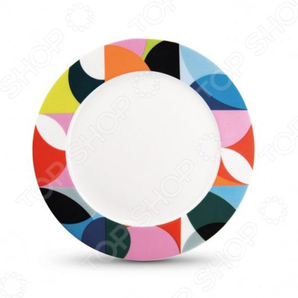 Тарелка сервировочная Remember Solena сервировочная тележка для подачи торта на колесах купить в екатеринбурге
