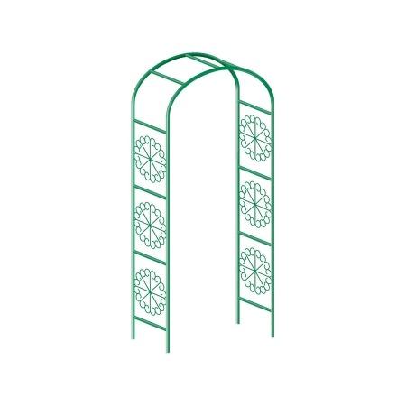 Арка садовая декоративная для вьющихся растений PALISAD 69121
