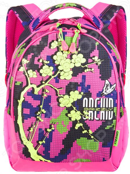 Рюкзак молодежный Grizzly RD-659-1/3