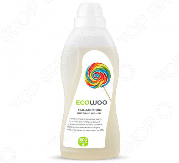 Гель для стирки Ecowoo Е088194