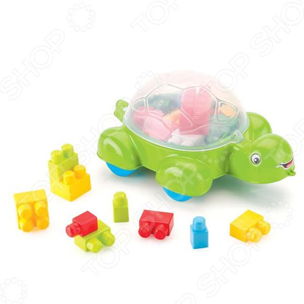 Конструктор игровой Dolu «Черепаха-контейнер» Конструктор игровой Dolu «Черепаха-контейнер» /