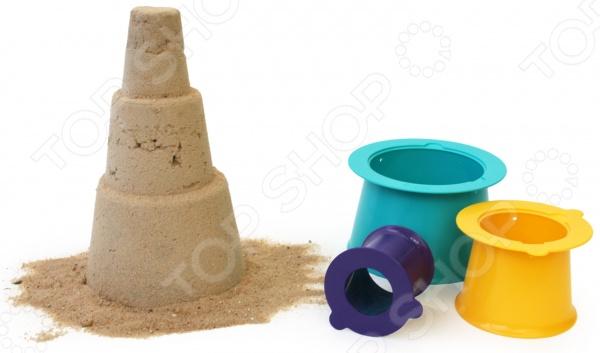 Формочка Quut для 3-уровневых пирамид из песка и снега Alto