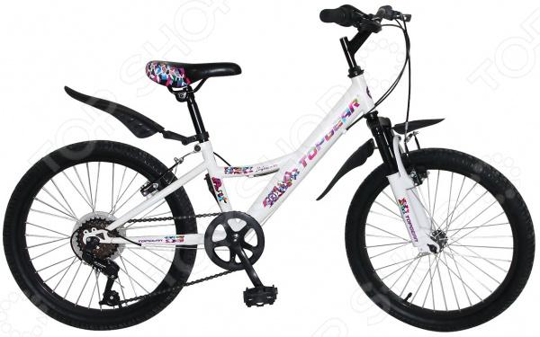 Велосипед горный подростковый Top Gear Mystic ВН20202 цена