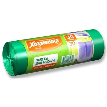 Купить Пакеты для мусора Хозяюшка «Мила» 07002