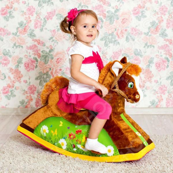 Качалка детская PAREMO «Лошадка»