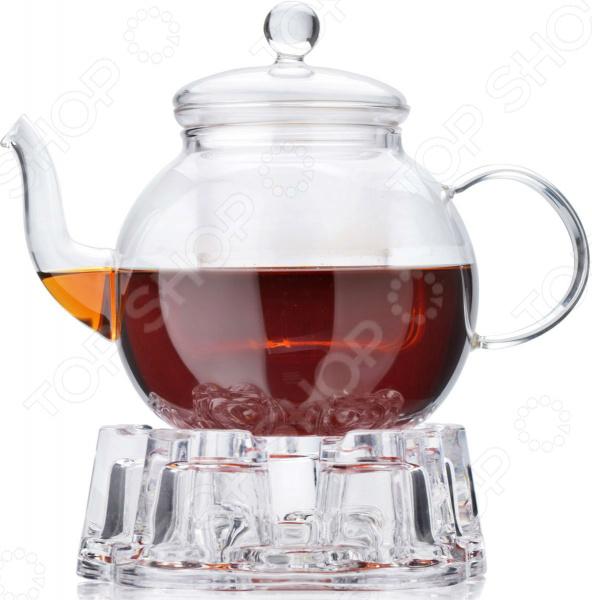 Чайник заварочный с ситом и подогревом Mayer&Boch MB-27599