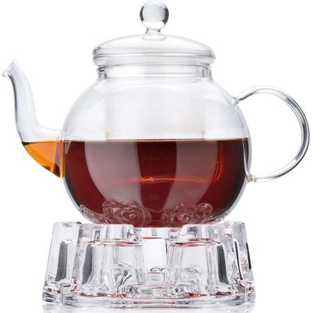 Купить Чайник заварочный с ситом и подогревом Mayer&Boch MB-27599