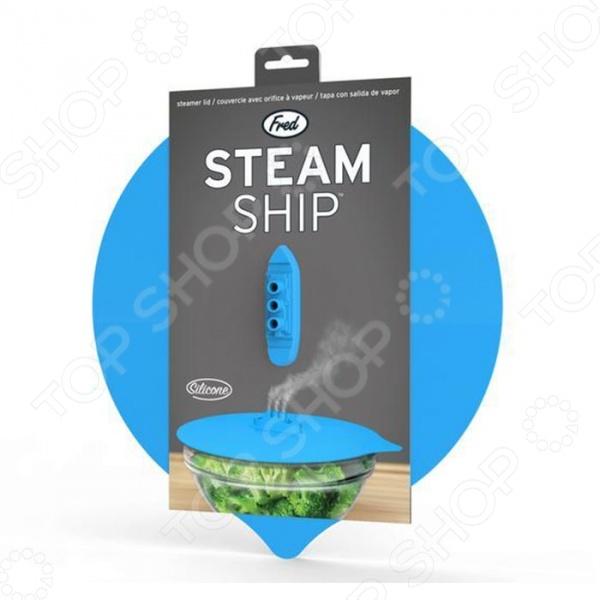 Крышка Fred&Friends Steam Ship