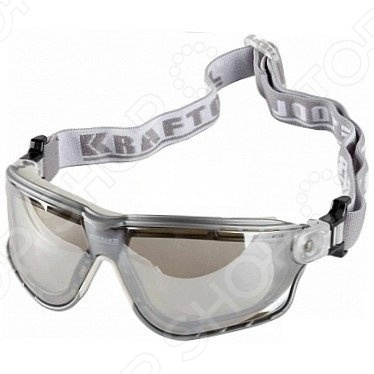 Очки защитные Kraftool Expert 11008 наушники защитные kraftool складное оголовье expert 11362