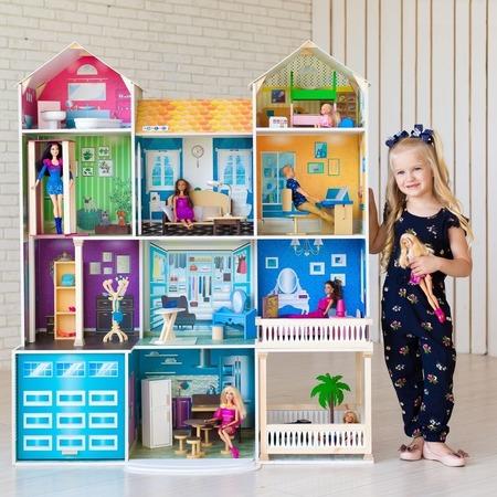 Купить Домик интерактивный для кукол PAREMO «Поместье Летиция»