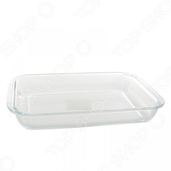 Форма для выпечки стеклянная Едим Дома PV5 форма для выпечки стеклянная едим дома pv5