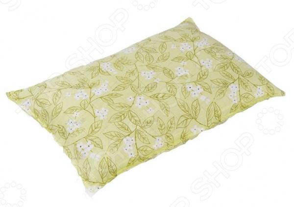 Подушка с гречневой лузги «Здоровый сон». В ассортименте