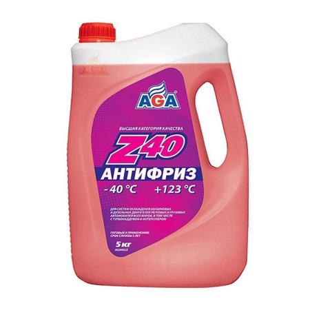 Купить Антифриз AGA AGA 002 Z