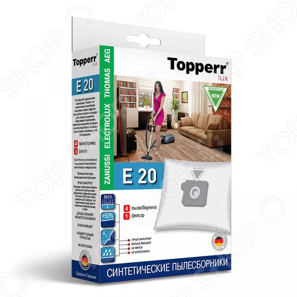 Мешки для пыли Topperr E 20