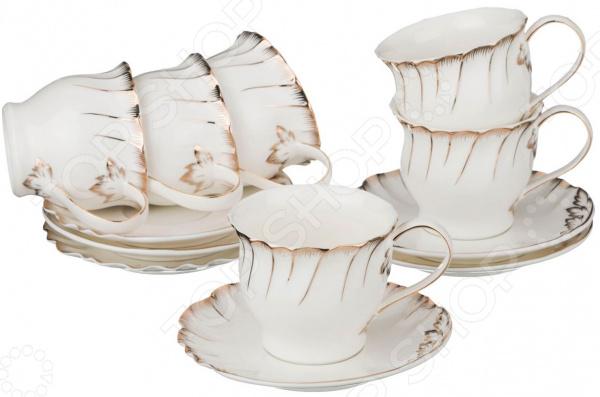Чайный набор Lefard «Зефир» 590-219 стеллар детская посуда чайный набор