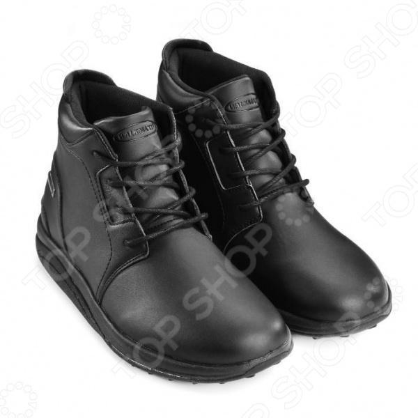 Ботинки демисезонные Walkmaxx Ankle boots это обувь на все случаи жизни! Универсальные удобные демисезонные ботинки на каждый день созданы специально для тех, кто ценит комфорт и высокое качество. Они подарят не только ощущение стиля, но и комфорт в долгих прогулках. Весна, осень и даже раняя зима не повод отказываться от удобства в одежде и обуви. Поэтому ботинки Walkmaxx Ankle boots сделаны из материалов высокого качества и подстраиваются под вкусы покупателя полнота ноги регулируется шнуровкой, элегантные цвета подходят к любому костюму, а выдержанный, благородный дизайн станет оптимальным выбором для всех поколений. Более 4 миллионов покупателей доверяют бренду Walkmaxx и его неизменному качеству! Испытайте все его преимущества, и ботинки Ankle boots станут избранной обувью в вашем гардеробе! Всегда в отличной форме! Наступление холодов не повод забывать о здоровом образе жизни. Но не волнуйтесь: чтобы оставаться спортивным в межсезонье, не обязательно сражаться с дождем и ветром на пробежке. Демисезонные ботинки Walkmaxx Ankle boots помогут вам улучшить тонус мышц и убрать лишний вес, пока вы занимаетесь своими обычными делами: по пути на работу или в магазин. Весь секрет в оригинальной округлой подошве Walkmaxx. Она имитирует эффект ходьбы по песку, самый естественный и полезный для человека. Стопа в ботинках Walkmaxx перекатывается с пятки на носок, усиливается циркуляция крови. Нагрузка перераспределяется с суставов на мышцы. Без сознательных усилий с вашей стороны ботинки Walkmaxx помогают вам:  Улучшать осанку, предотвращать боли в спине и суставах.  Перераспределить напряжение с суставов на мышцы.  Улучшать тонус и укреплять мышцы бедер, ягодиц, икр.  Сжигать больше калорий и терять вес быстрее. Качество в деталях Дизайн и концепция ботинок Walkmaxx Ankle boots разработаны в Германии. Европейское качество находит свое отражение в продуманных деталях для максимального комфорта в течение всего дня. Поверхность ботинок изготовлена из качественного полиуретан