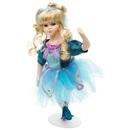 Купить Кукла Angel Collection «Балерина в голубом»