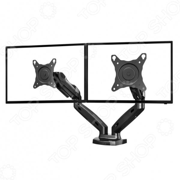 Кронштейн для 2-х мониторов North Bayou NB F160