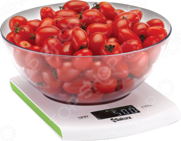 Весы кухонные Sakura SA-6068 весы напольные sakura sa 5000 6