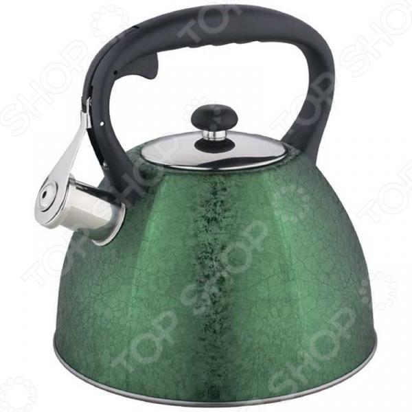 Чайник со свистком Zeidan Z-4215 чайник со свистком zeidan z 4184 чаепитие
