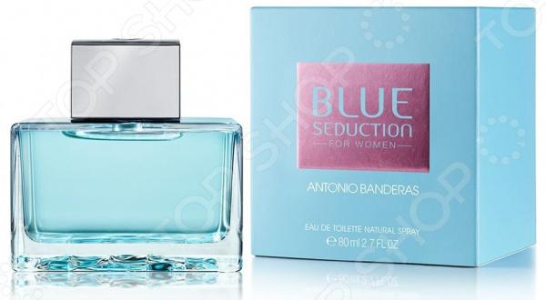 Туалетная вода для женщин Antonio Banderas Blue Seduction