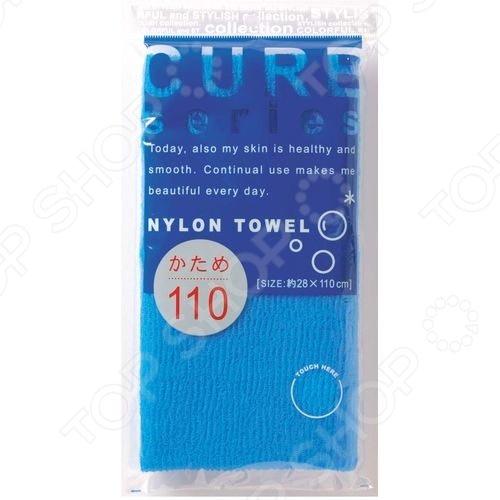 Мочалка OHE Cure series 618550 мочалка полотенце для тела жесткая ohe цвет синий 618659