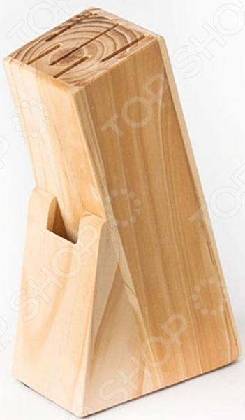 Подставка для ножей Regent 93-WB2-5S.1 подставка для бумажного полотенца regent