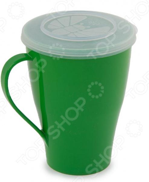 Чашка с герметичной крышкой Пчелка П-4-5-1ТХ