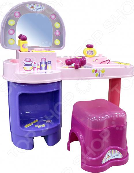 Игровой набор для девочки Полесье PIU PIU №1 «Салон красоты»