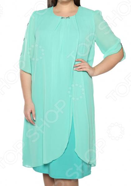 Платье Pretty Woman «Неповторимый образ». Цвет: мятный платье pretty woman неповторимая цвет розовый