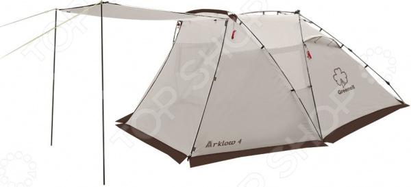 Палатка Greenell «Арклоу 4» палатка greenell виржиния 6 плюс green