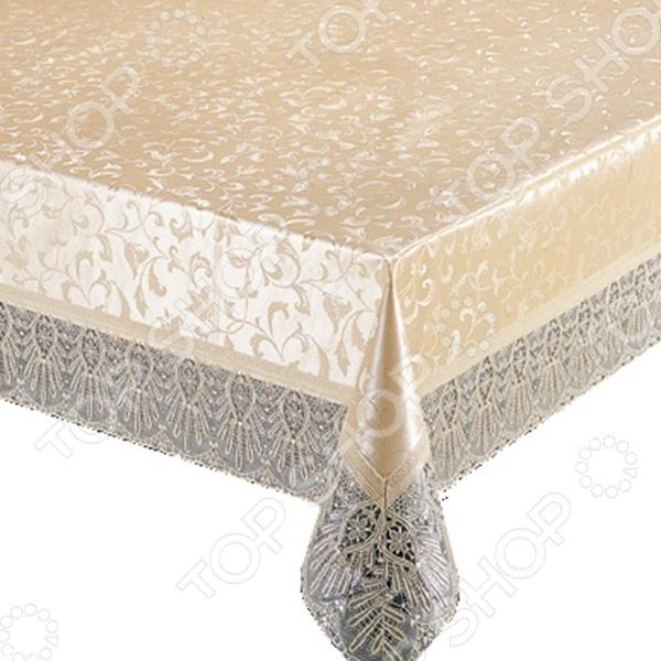 Скатерть овальная Meiwa «Щедрый стол»