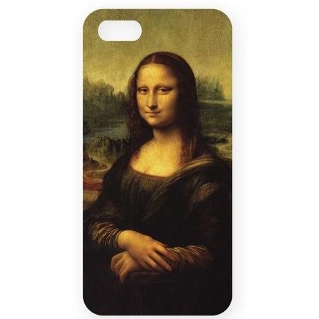 Чехол для IPhone 5 Mitya Veselkov «Мона Лиза»