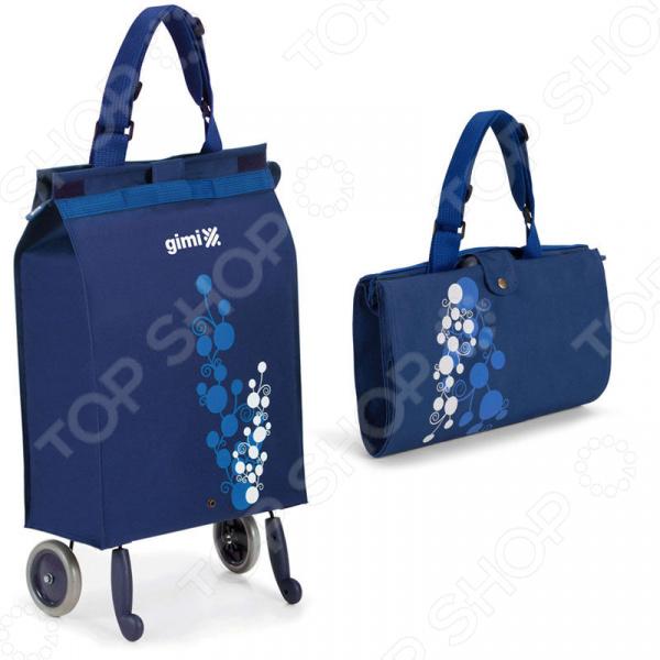 Сумка-тележка Gimi Bella сумка тележка gimi bella цвет серый 38 л